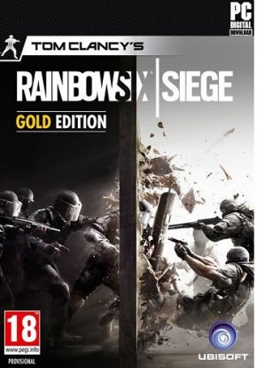 Tom Clancy's Rainbow Six Siege Year 4 Gold Edition