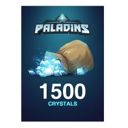 Paladins 1500 Crystals