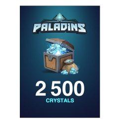 Paladins 2500 Crystals