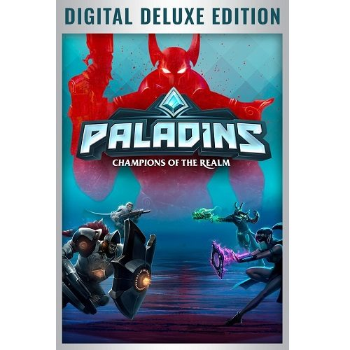 Paladins - Digital Deluxe Edition