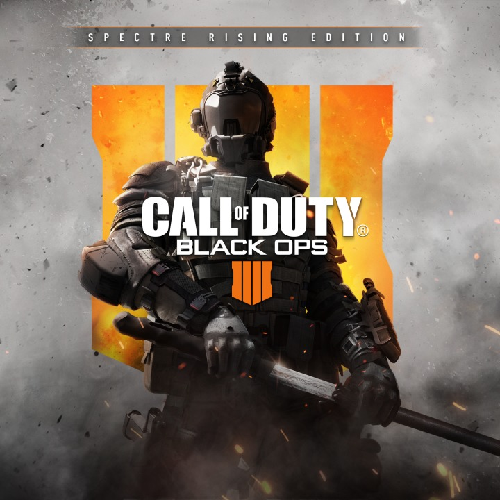 Call of Duty: Black Ops 4 Spectre Rising Edition