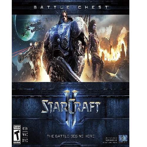 StarCraft II: Campaign Collection Digital Deluxe Edition