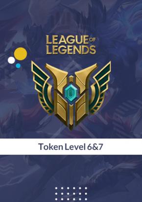 Token Level 6&7 برای League of Legends