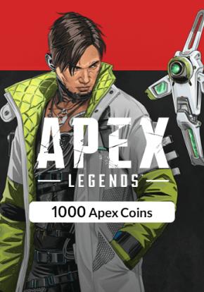 گیم کارت ۱۰۰۰ اپکس لجندز کوین - Apex Legends Coins