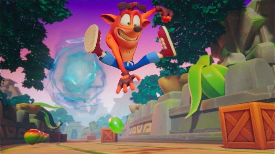 بازی Crash Bandicoot: On The Run