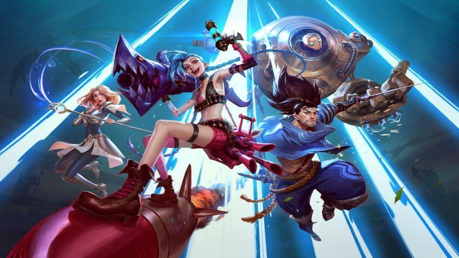 بازی League of Legends: Wild Rift